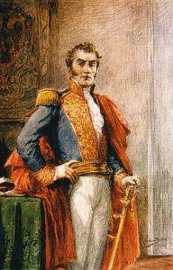 Antonio Nariño, primeiro presidente da Gran Colombia