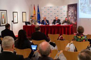 Presentación do Congreso Internacional sobre san Martiño de Tours