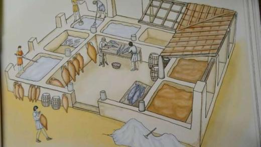 Novos achados arqueolóxicos fan de Vigo un dos grandes centros romanos da Gallaecia
