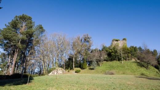 Castelo de Cira, en Silleda / Turismo.gal