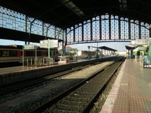 Estación de tren de Santiago / minube.es