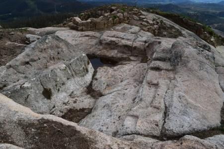 Novo alxibe atopado no Castelo da Frouxeira