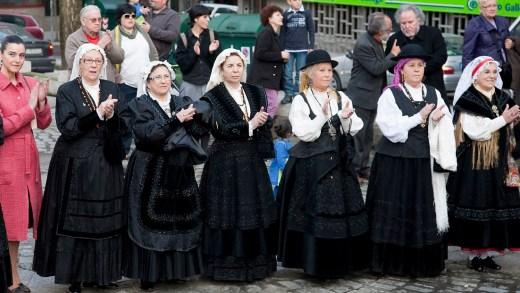 O traxe galego, un símbolo da nosa cultura e do noso pobo