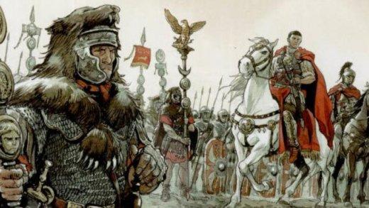 Sabes cantos guerreiros galaicos loitaron dentro das lexións romanas?