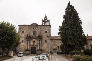 Conxo / foto Turismo de Galicia