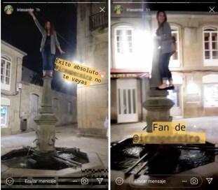 Fonte dos Tornos / foto Asociación Para a Defensa do Patrimonio Cultual Galego - Instagram
