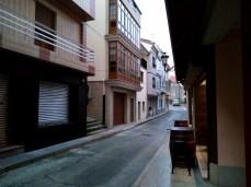 Rúa Real na actualidade / foto HdG