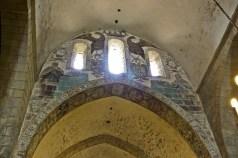 Detalle das pinturas murais / foto Alma CCBy Wikimedia