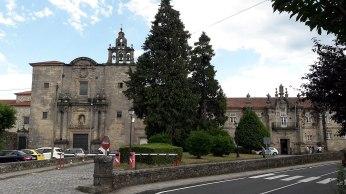 Mosteiro de Conxo / foto JCLamela CCByWikimedia