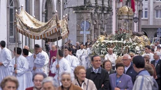A Xunta quere facer BIC a Ofrenda relixiosa do Antigo Reino de Galicia
