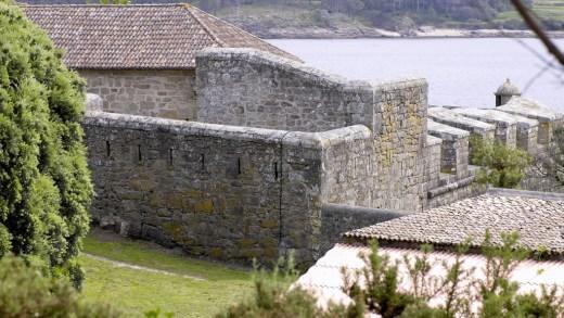 Así cedeu o Franquismo o castelo do Cardeal de Corcubión a un Falanxista
