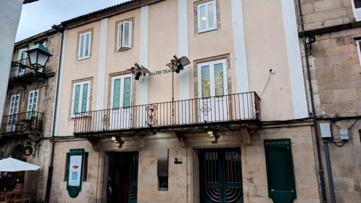 Teatro, concertos e música dende o balcón, así será a celebración dos cen anos do Salón Teatro