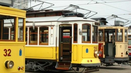 A Coruña podería vender os seus históricos tranvías, algúns deles con máis de 100 anos