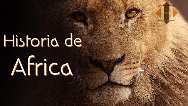 Historia de África portada