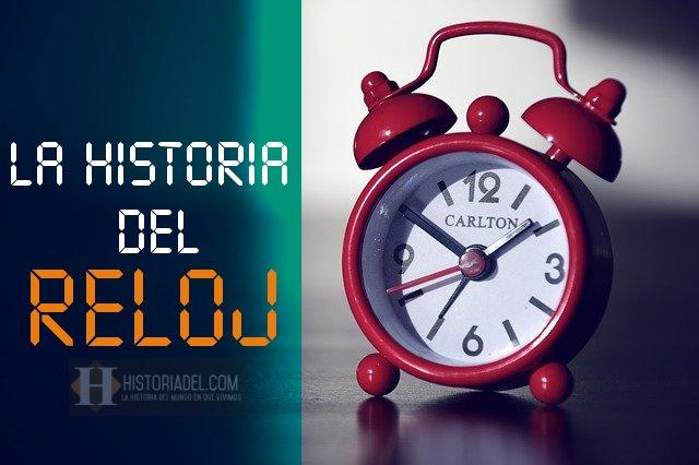 La historia del Reloj Portada