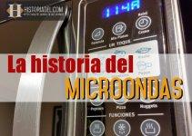 La historia del horno microondas