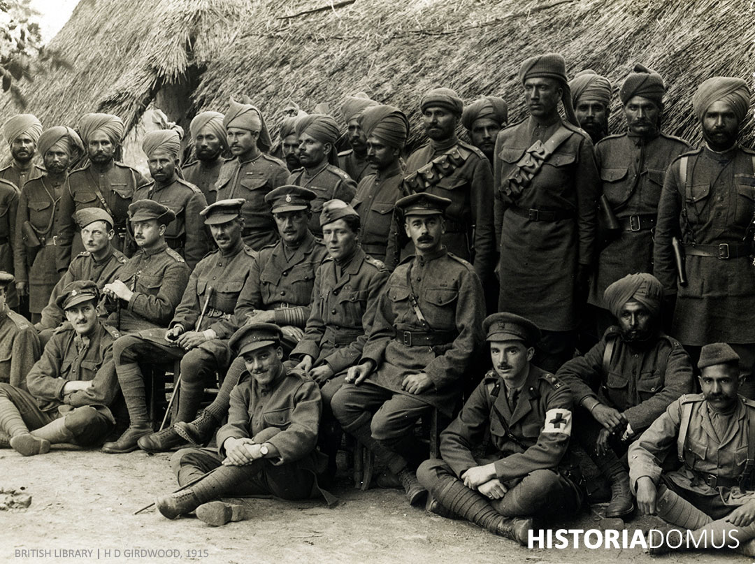Read more about the article The Memory of Indians in Flanders Fields