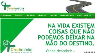 site Credimédia