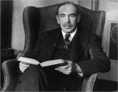 John-Maynard-Keynes