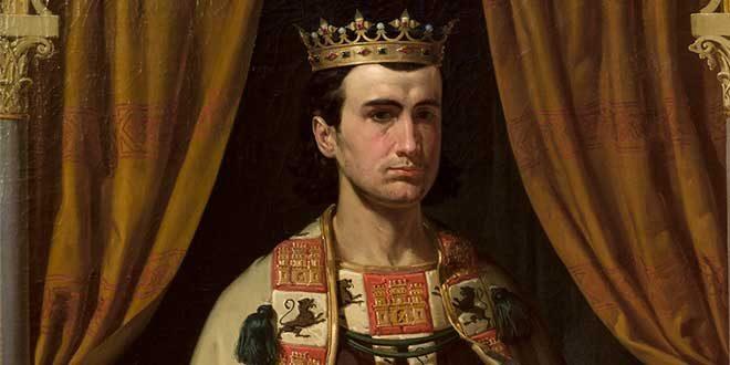 Resultado de imagen para Fotos del rey Alfonso X el Sabio.