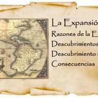 Tema 3 - La Expansión Europea