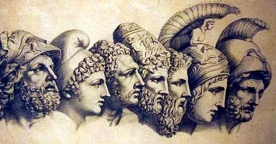 Tiranos de la Antigua Grecia