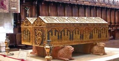 Tumba de Leonor Plantagenet en Burgos