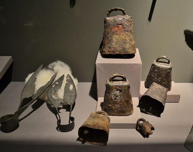 Algunos útiles agrícolas utilizados por la sociedad romana y conservados en la actualidad