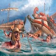 Las grandes batallas navales de la Primera Guerra Púnica