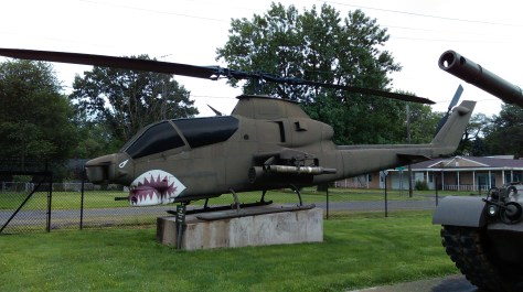 AH-1 Cobra: Small Package, Big Punch