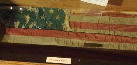 Union Flag Over Vicksburg