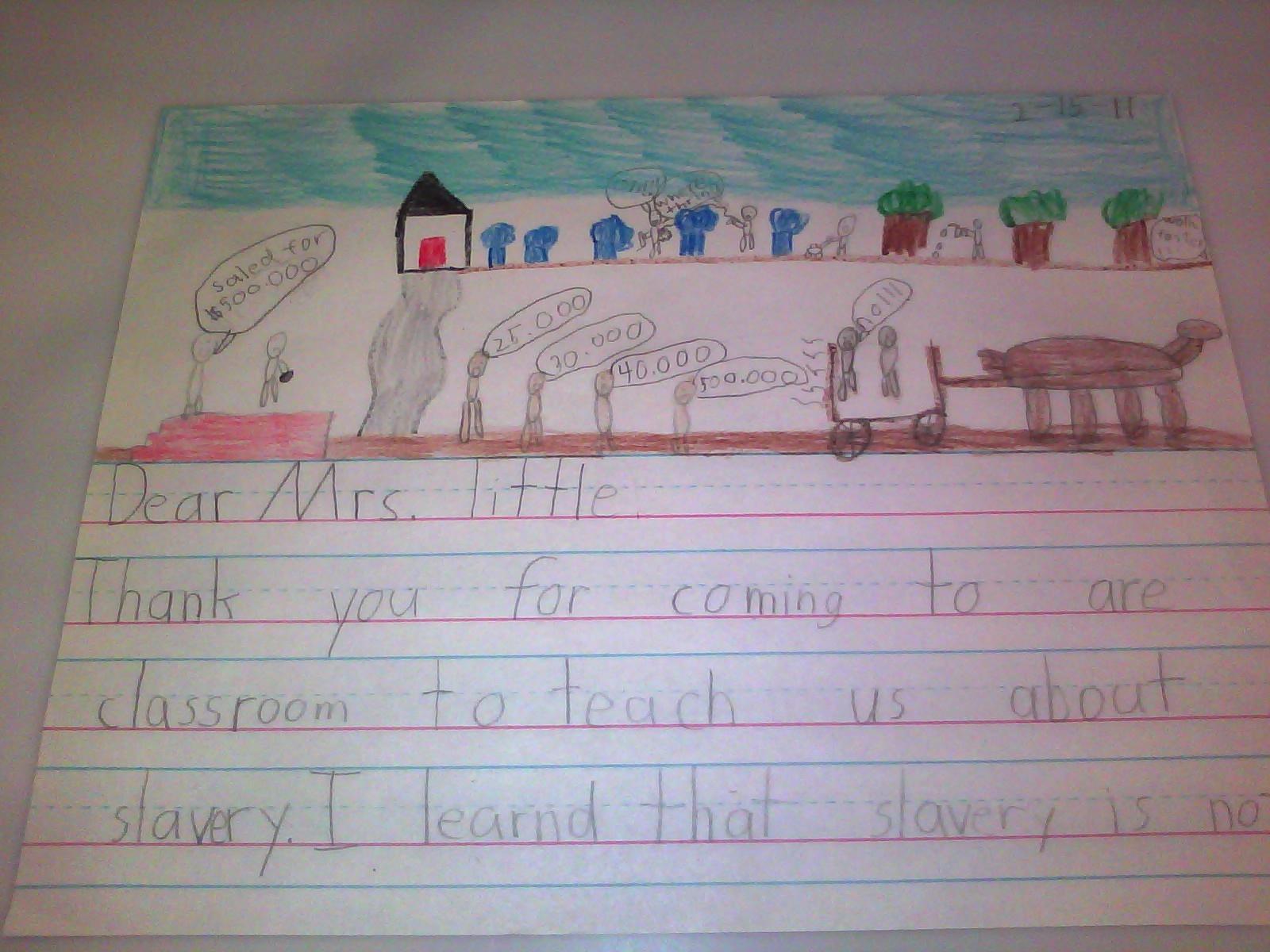 American Slavery In The Elementary School Classroom