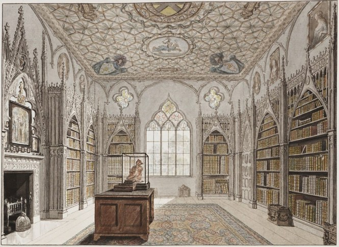 Strawberry_Hill_Library