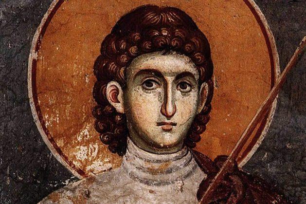 Procopiud - Mosaik zugeschrieben