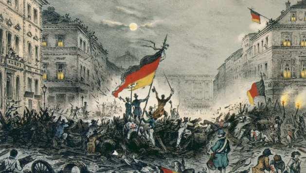 Die Deutsche Revolution 1848-49