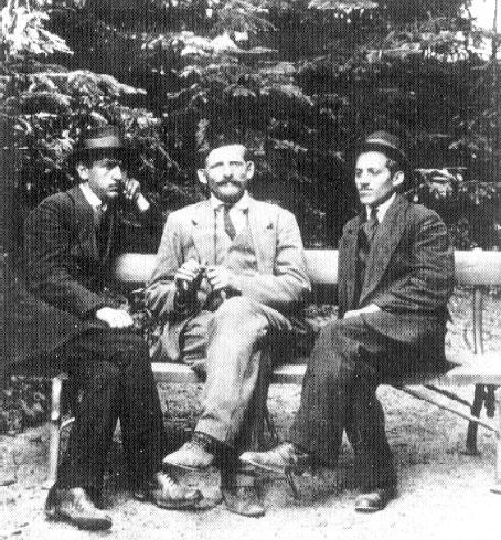 Grabez, Cabrinovic, Princip