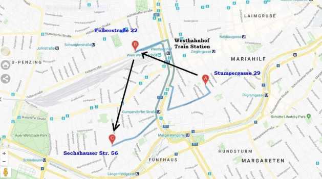 Wohnungswechsel Wien