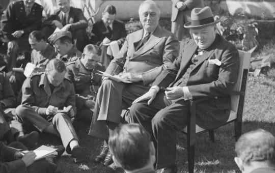 75 anni fa: il destino della Sicilia sul tavolo