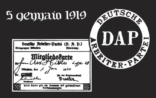 100 anni fa, il DAP