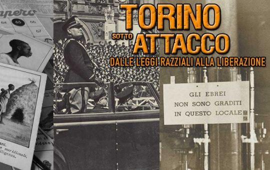 Torino sotto attacco – mostra