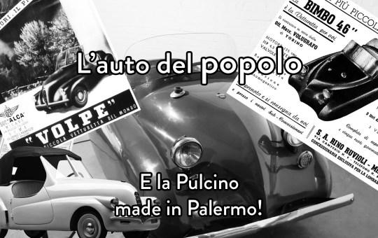 """""""L'auto del popolo"""" di Artesi"""