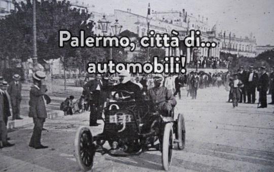 Palermo, città di… automobili!