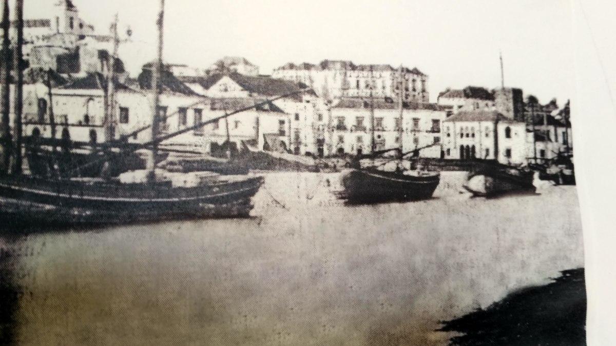 A Baixa Ribeirnha de Tavira (1880)