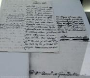 Oficio de Godoy al secretario de estado de la Marina para resolver si los caudales se transportan en buques de guerra o particulares.