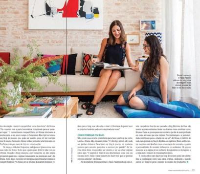 Matéria na revista Rossi | Edição nº 40/2015