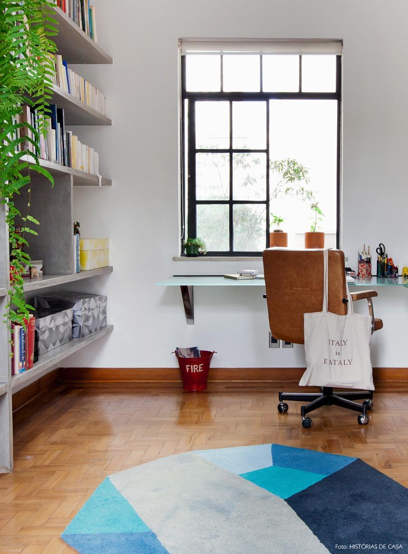 27-decoracao-escritorio-plantas-concreto-tapete