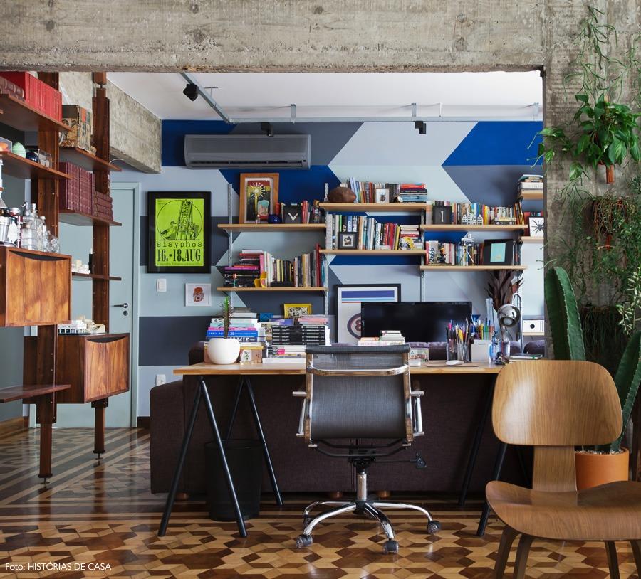 21-decoracao-parede-pintura-geometrica-tinta-cinza-azul