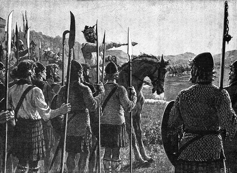 """El verdadero """"Braveheart"""" no fue William Wallace"""