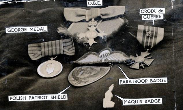La espía que utilizó el método Hilary Swank para burlar a la Gestapo - Historias de la Historia
