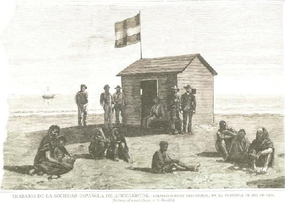 colonia Sahara